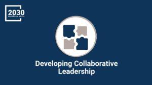 Developing Collaborative Leadership