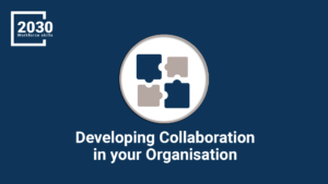 Developing Collaboration in your Organisation