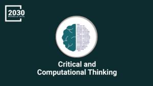 Critical and Computational Thinking